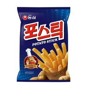 농심 포스틱 84g