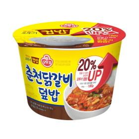 오뚜기 춘천닭갈비컵밥 280G