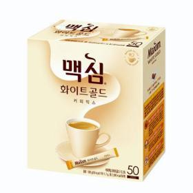 맥심 화이트골드 커피믹스 11.7g x 50입