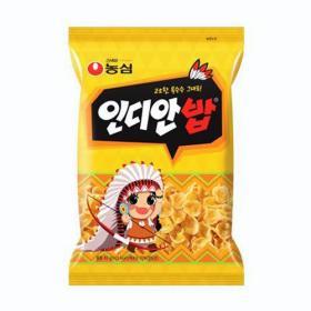 농심)인디안밥(신)83g