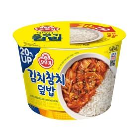 오뚜기 김치참치 컵밥 280G