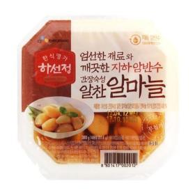 하선정 간장숙성 알마늘 380g