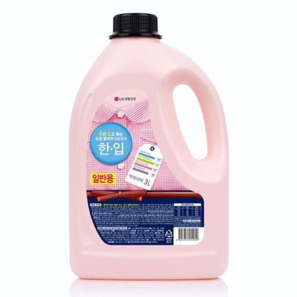 한입 세탁세제(액체/일반) 3000ml 상품이미지