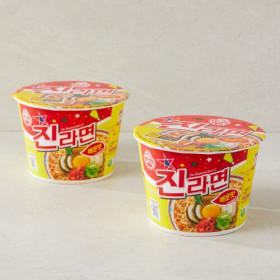 오뚜기 진라면(컵/매운맛) 110g