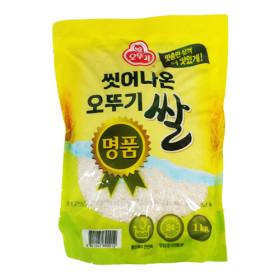 오뚜기 씻어나온 명품쌀 1KG