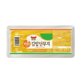 일가집 비타 김밥단무지 400g
