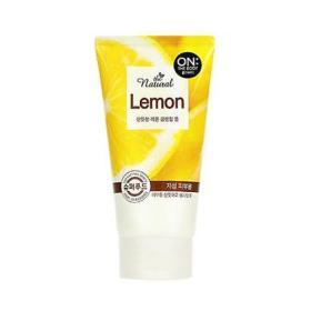 온더바디 더내추럴 산뜻한 레몬 클렌