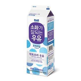 매일 소화가 잘 되는 우유 930ML