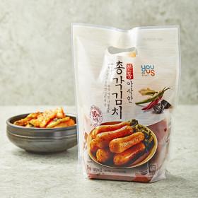 유어스 전통 총각김치 1kg