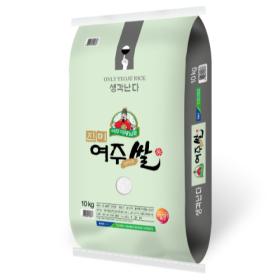 18년 햅쌀  대왕님표 여주쌀 10KG