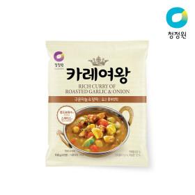 카레여왕 구운마늘/양파맛 108G