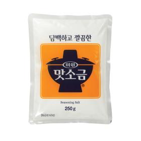 청정원 미원 맛소금 250g