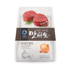 청정원 맛선생 소고기 120G