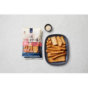 삼호 안심 부산어묵(종합) 276g  x 2입