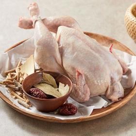하림  큰 닭고기 백숙용 1.1kg(부재료?