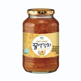 유어스 꿀생강차 1KG