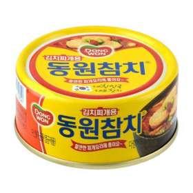 동원 김치찌게참치 100G