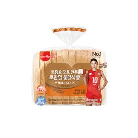 삼립 로만밀통밀식빵 420G