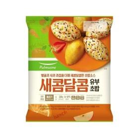 풀무원 새콤달콤 유부초밥 330g