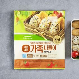 풀무원 새콤달콤 유부초밥 알뜰기획 280G