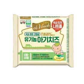 친환경 드빈치 유기농 시작부터 아기치즈(1단계) 180G