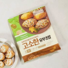 풀무원 고소한 유부초밥 330g(4인분)
