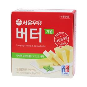 서울우유)fresh 버터 240G(팩)