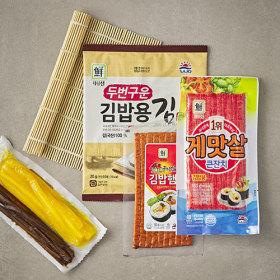 대림)명품김밥세트 520G