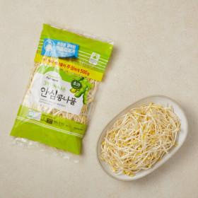 풀무원 씻어나온 안심 콩나물 500g