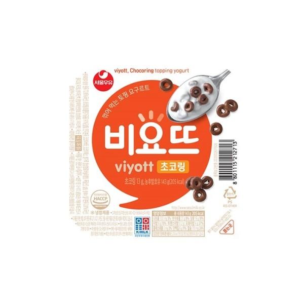 서울 비요뜨 초코링 143G 상품이미지