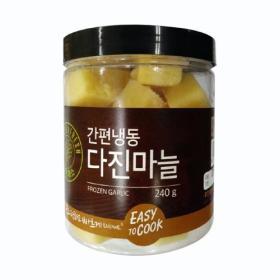 후다닥 다진마늘큐브 8G 30입(통)