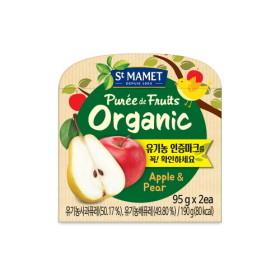 쌩마멧 유기농 사과배