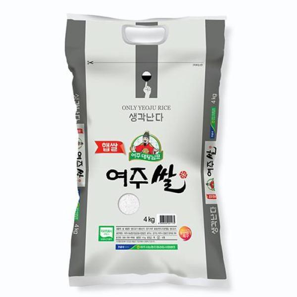 20년산)대왕님표여주쌀4kg 상품이미지
