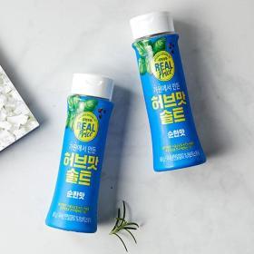 리얼) 허브맛 솔트 60G
