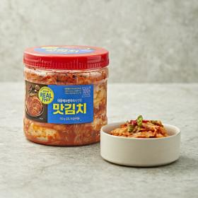 리얼)맛김치950G (PET)