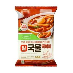 풀무원 밀 국물떡볶이 423.5g(2인분)