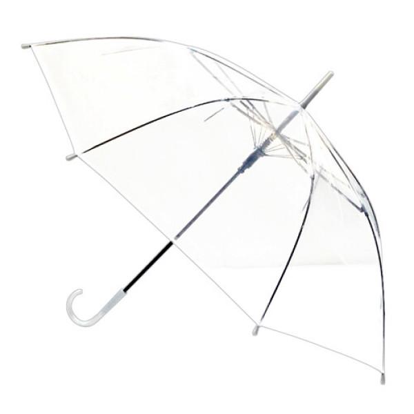 55cm 비닐 장우산 (투명) 상품이미지