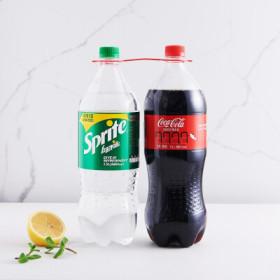 코카콜라+스프라이트 (1.5L 2입)