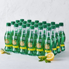코카 씨그램 레몬 350ML 24