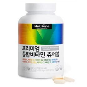 뉴트리원프리미엄종합비타민 1 500MG 180정