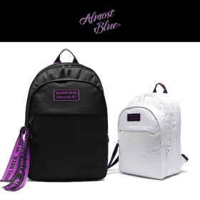 (EXO CHANYEOL) ALMOSTBLUE ULTRA VIOLET BACKPACK