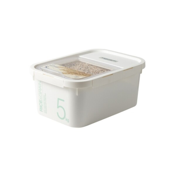 (현대Hmall)락앤락  온라인전용  쌀통 5kg (계량컵+제습제) (HPL560) 상품이미지
