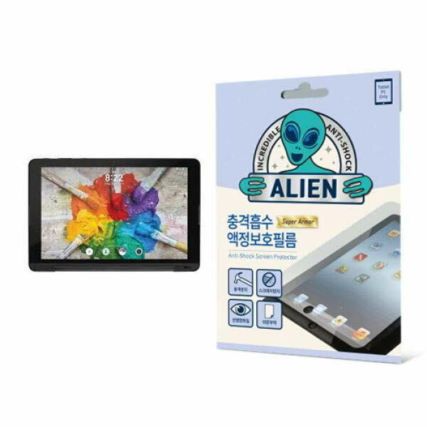 (현대Hmall) 집잇 에어리언쉴드 태블릿PC용 충격흡수 액정보호 방탄필름-LG G패드 3 10.1`` LTE(V775) 바보사랑 상품이미지