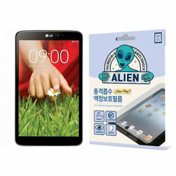 (현대Hmall) 집잇 에어리언쉴드 태블릿PC용 충격흡수 액정보호 방탄필름-LG G패드 8.3``(V500) 바보사랑 상품이미지