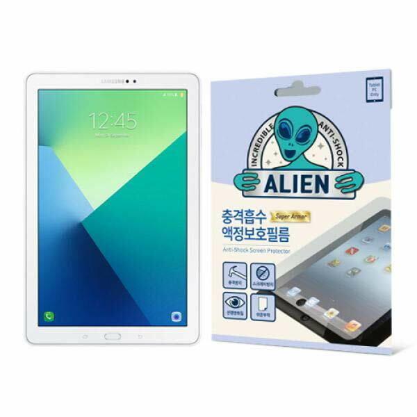 (현대Hmall) 집잇 에어리언 쉴드 태블릿PC용 충격흡수 액정보호 방탄필름-갤럭시 탭 A6 10.1`` S-PEN(T580/585) 바보사 상품이미지