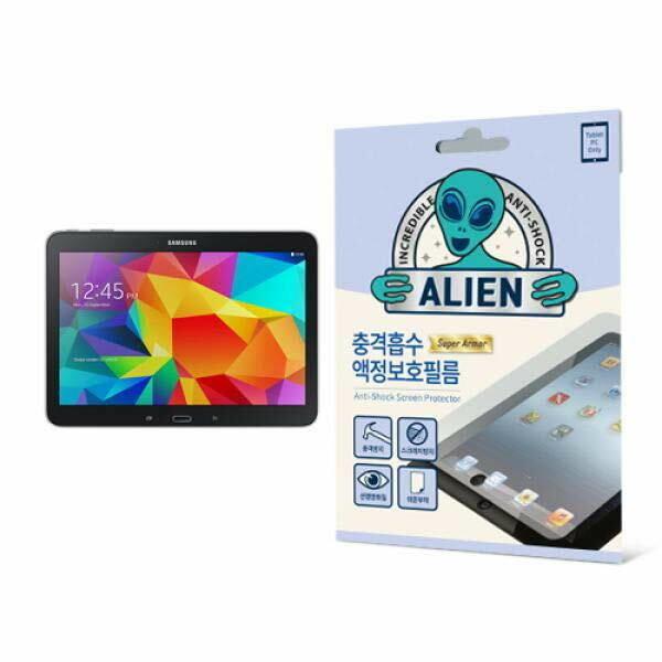 (현대Hmall) 집잇 에어리언 쉴드 태블릿PC용 충격흡수 액정보호 방탄필름-갤럭시 탭 4 10.1``(T530) 바보사랑 상품이미지