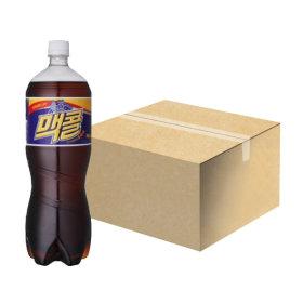 일화 맥콜 1.5L x 12pet 1박스 탄산음료