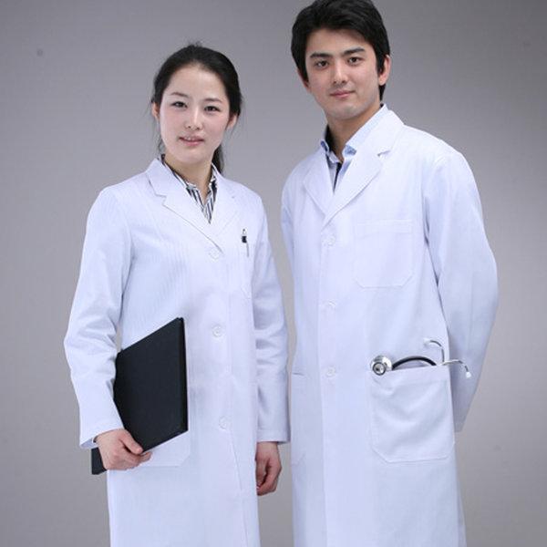 의사가운 약사가운 실험가운 실험복 실습복 이름무료 상품이미지