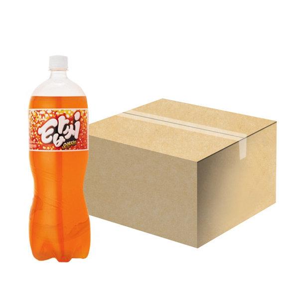 일화 탑씨오렌지 1.5L x 12pet 1박스 탄산음료 상품이미지