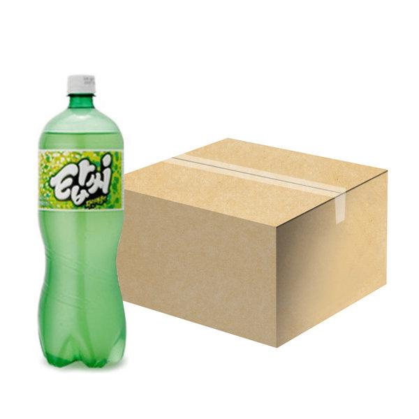 일화 탑씨파인애플 1.5L x 12pet 1박스 탄산음료 상품이미지
